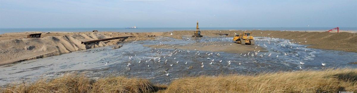 8 March 2014, Katwijk aan Zee, the Netherlands.