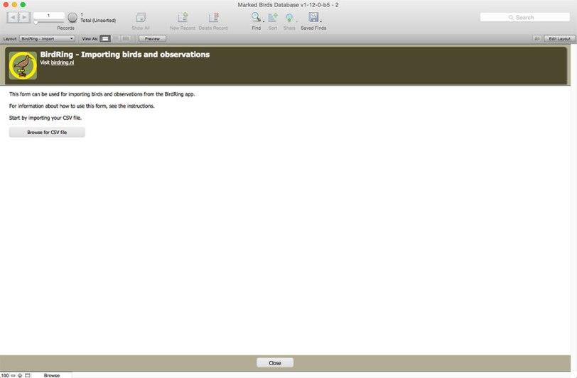 mbdb-1.12.0-birdring-import-main-screen-empty